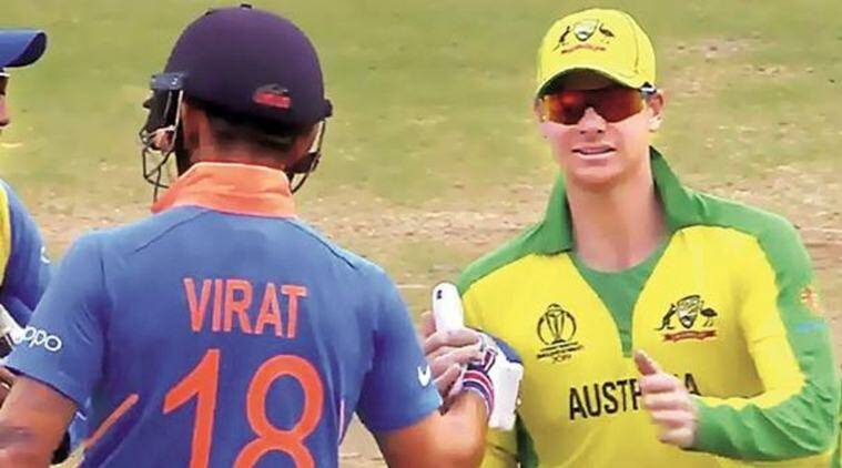 He did not have to do that': Steve Smith on Virat Kohli's World ...