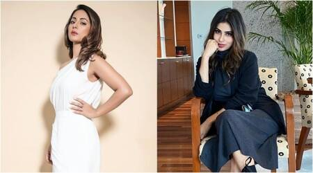 Celebrity social media photos: Hina Khan, Kapil Sharma, Mouni Roy and others