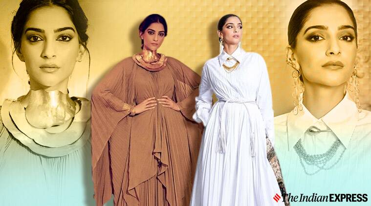 Sonam Kapoor recreates medieval charm with her latest outfits thumbnail