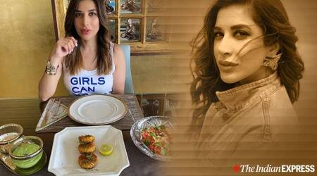 Sophie choudry, healthy diet, healthy recipe