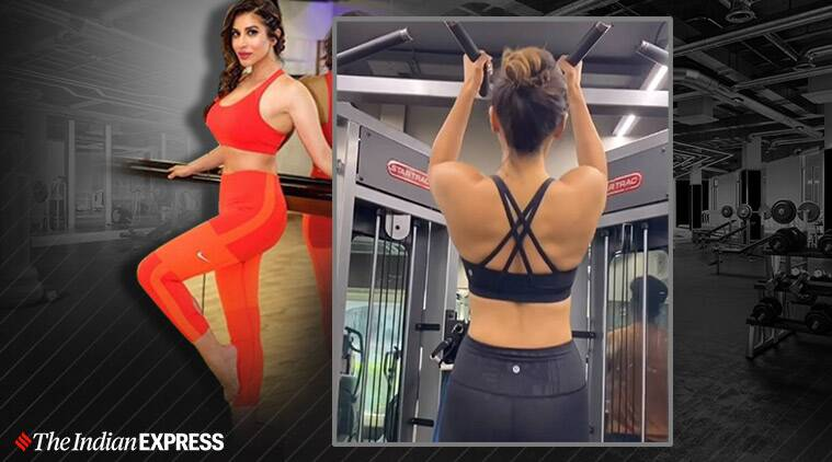 Sophie Choudry acing pull-ups is all the fitness inspiration we need