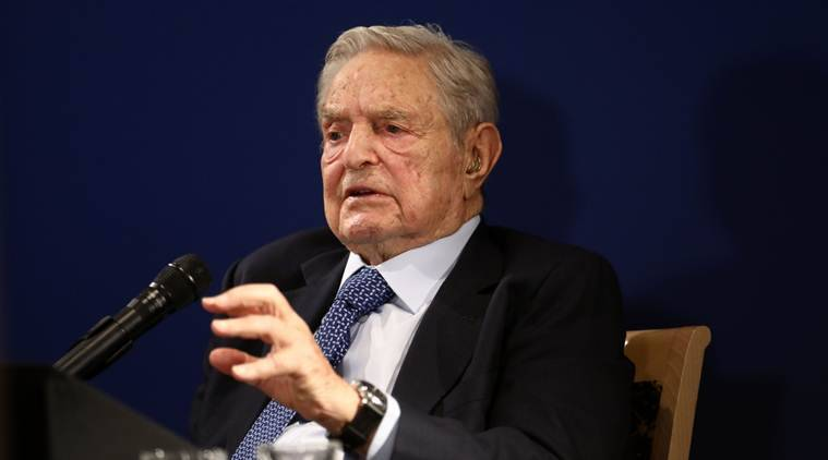 Most frightening rise of nationalism is in India, says billionaire George Soros at Davos