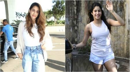 Celeb spotting: Disha Patani, Janhvi Kapoor, Ranbir Kapoor and others
