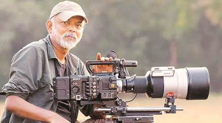 National Award winner, wildlife filmmaker, Subbiah Nallamuthu, World's Most Famous Tiger, National Award winning movies, indian express news