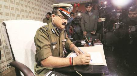 Lucknow, Noida police commissioners take charge: 'Will try to infuse professionalism and give smart policing'