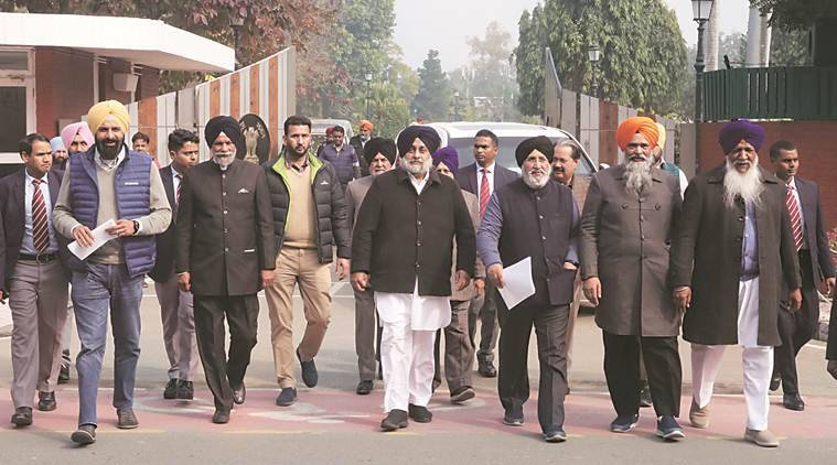 Punjab Opposition mounts attack: Akalis want CBI probe, AAP seeks to move private member's bill