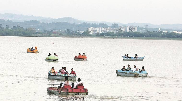 Punjab and Haryana High Court fast tracks Sukhna Lake case