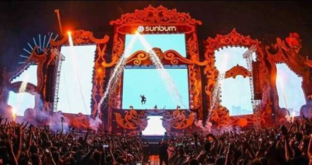 sunburn festival