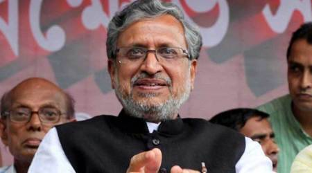 Sushil kumar Modi, Bihar elections, Bihar polls, JDU, RJD, Nitish Kumar, SC/ST cat, Dalit politics in Bihar, RJD-Congress government, Bihar news, Indian express
