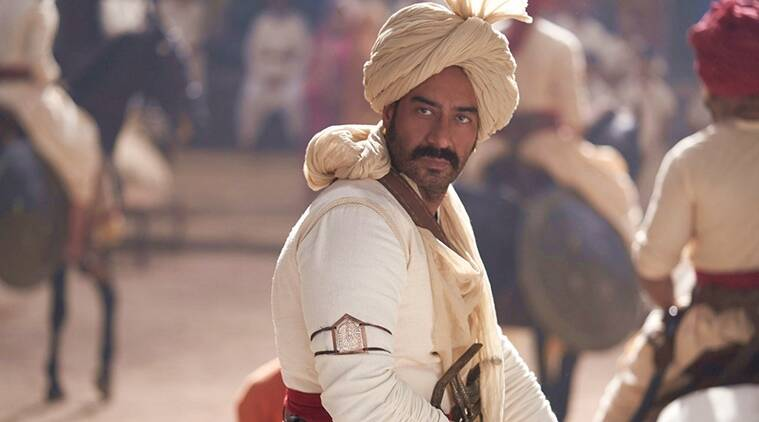 tanhaji ajay devgn photos