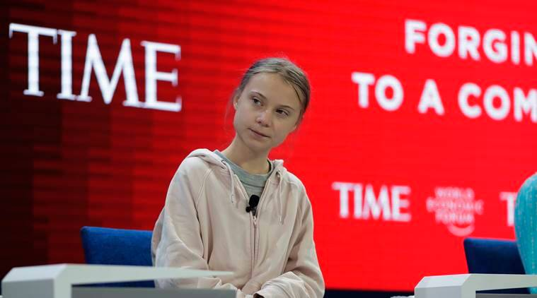'A lot has happened, but nothing has been done': Greta Thunberg at WEF