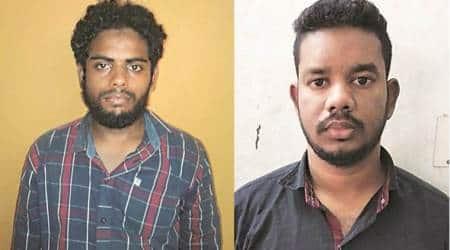 Tamil Nadu cop killed, Tamil Nadu cop murdered, Tamil Nadu Police, Tamil Nadu cop, India news, Indian Express