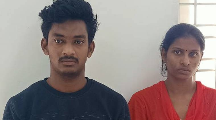 Hyderabad news, Hyderabad crime, zomato deliveryman held for robbery, indian express