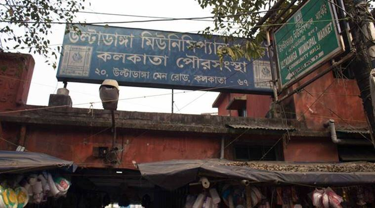 Streetwise Kolkata, Ultadanga, how did Ultadanga get its name, Kolkata history, kolkata road names, Dihi Panchannagram, Bidhannagar Road railway station, Kolkata news, indian express, Maratha Ditch
