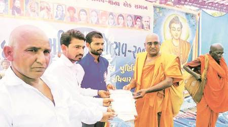 Ahmedabad news, Ahmedabad city news, gujarat news, Una dalit victim, una victim writes to president, indian express news