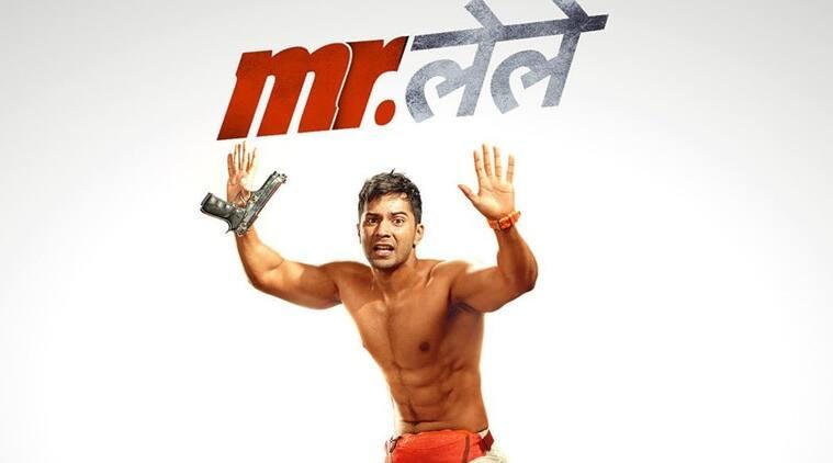 Varun Dhawan Shashank Khaitan Mr Lele poster