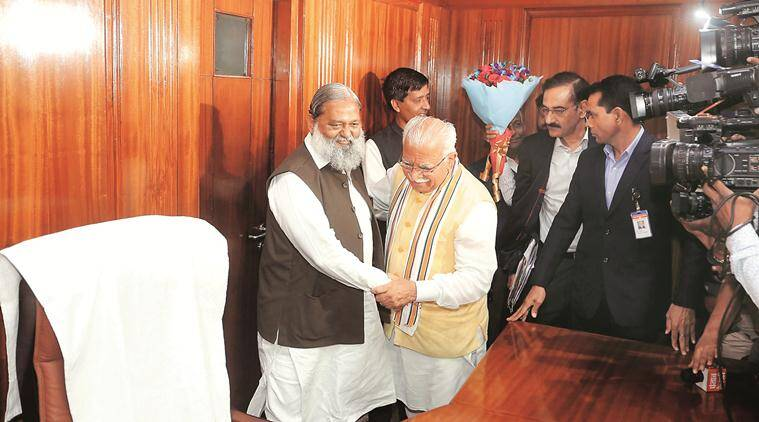 Haryana: BJP lets CM keep Intel, but Anil Vij tells officers he's the boss 'till the day Home with me'