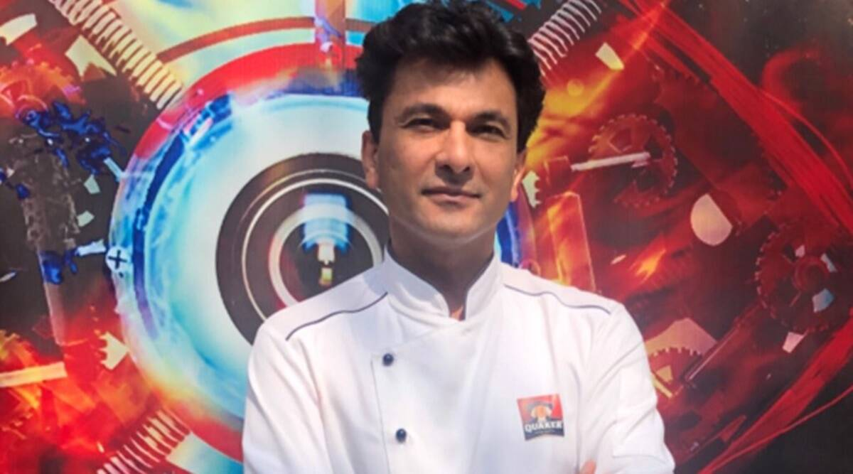 vikas khanna, vikas khanna new book, new book by vikas khanna, vikas khanna new book, feed india initiative, indian express, indian express news