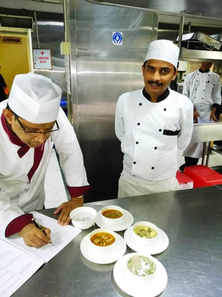 For school dropout to cruise chef, this Dharavi boy is going places