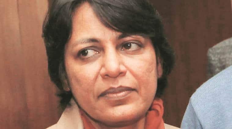 Vini Mahajan, woman Chief Secretary, IAS officer, Punjab news, Indian express news
