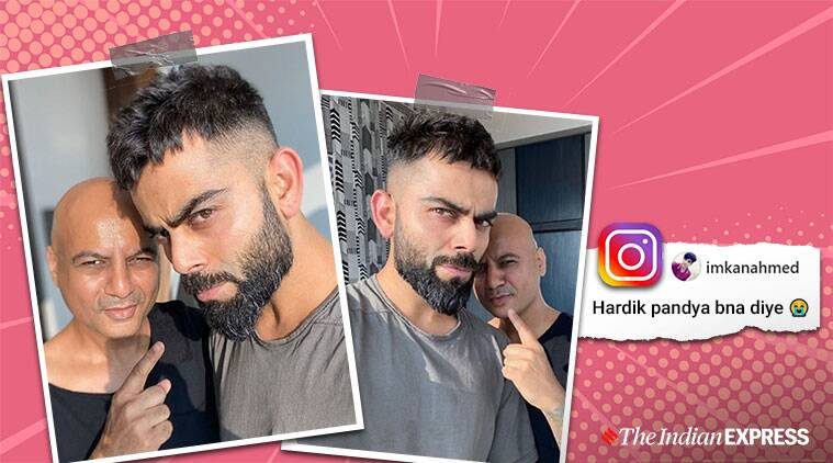 Nothing New Virat Kohli S Got A New Haircut But Fans Are