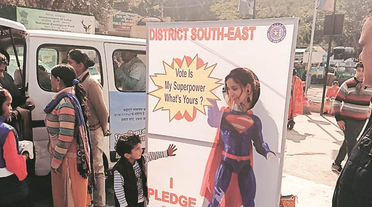 Delhi elections: In a first, poll officers will spend the night at booths