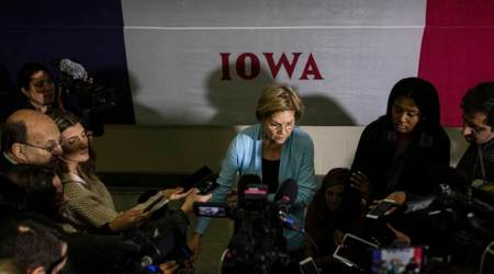Elizabeth Warren says Bernie Sanders sent volunteers 'out to trash me'