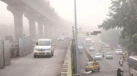 Minimum temperature, Mumbai weather, mumbai news, maharashtra news, indian express news