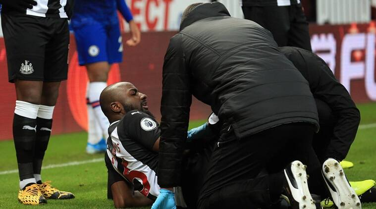 Newcastle's Jetro Willems, Paul Dummett out for the season with injuries