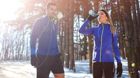 dehydration, winter dehydration, what causes dehydration in winters, health, body, water, fluids, indian express, indian express news