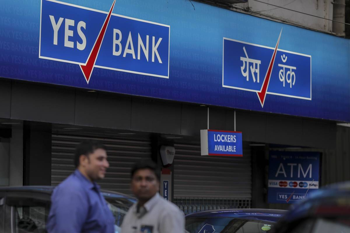 Yes Bank shares rise nearly 5 per cent on fundraising plan ...
