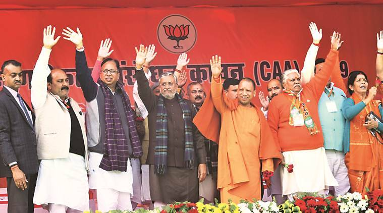 yogi adityanath, yogi adityanath on caa, yogi adityanath citizenship law, yogi adityanath on nrc, up caa violence, up caa arrests, caa protests