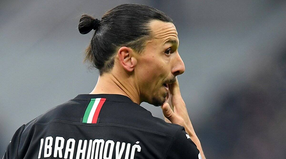 Zlatan Ibrahimovic tests positive for coronavirus | Sports