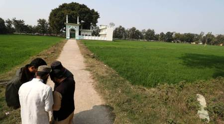 30 km from Ayodhya, Dhannipur village gets new identity: Mosque site