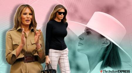 Melania Trump's style is elegant and understated; check it out here