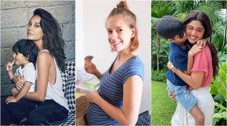 Celebrities who welcomed babies in 2020: Shilpa Shetty, Kalki Koechlin, Lisa Haydon and others