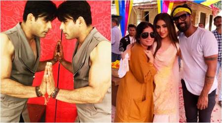 Celebrity social media photos: Mouni Roy, Sidharth Shukla, Hina Khan and others