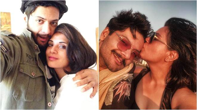 Ali Fazal and Richa Chadha's love story in pictures