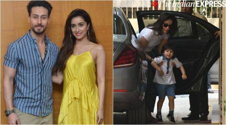 Celeb spotting: Katrina Kaif, Tiger Shroff, Kareena Kapoor and others