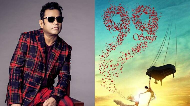 99 songs AR Rahman