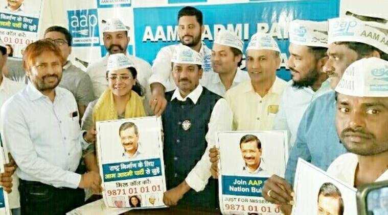AAP in telangana, aap to contest hyderabad civic polls, Greater Hyderabad Municipal Corporation, hyderabad news, aam aadmi party, arvind kejriwal, indian express