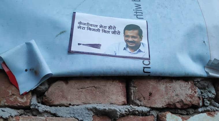 De;hi elections, Kalkaji constituency, Kalkaji seat fight, Atishi, Shivani Chopra, Dharamveer SIngh, BJP VS AAP, Kalkaji issues, Kalkaji voters, Delhi news, Indian express