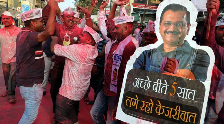 Behind AAP win, a story of tight fights and shrinking margins