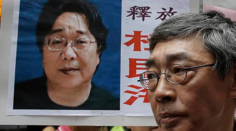 China sentences swedish bookseller gui to 10 years in jail