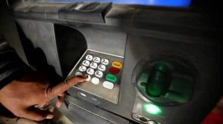 ATM stolen in southeast Delhi's Tughlaqabad Extension