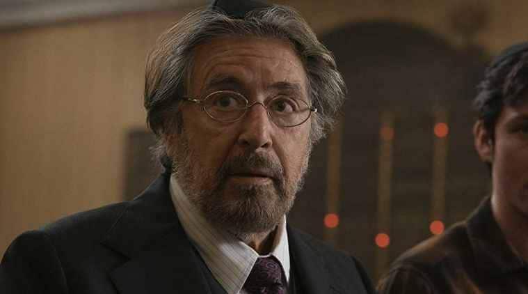 Al pacino defends his casting as jewish nazi hunter on amazon show