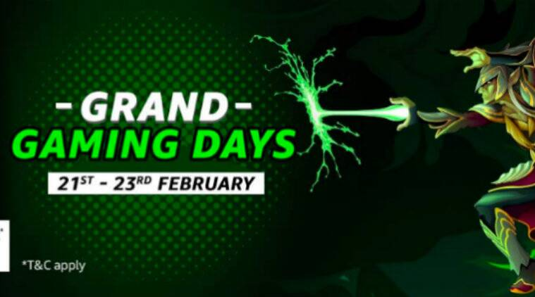 Amazon Grand Gaming Days sale now live: The best deals for grabs