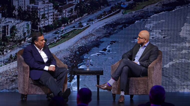 Microsoft CEO Satya Nadella lists out his favorite cricketers