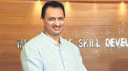 Ananthkumar Hegde, Ananthkumar Hegde Twitter, Ananthkumar Hegde Twitter account, Ananthkumar Hegde Twitter account blocked, India news, Indian Express