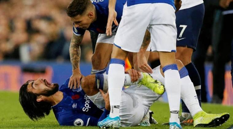 Andre Gomes comeback, Andre Gomes injury, Andre Gomes injury update, Everton vs Arsenal, Carlo Ancelotti, football news